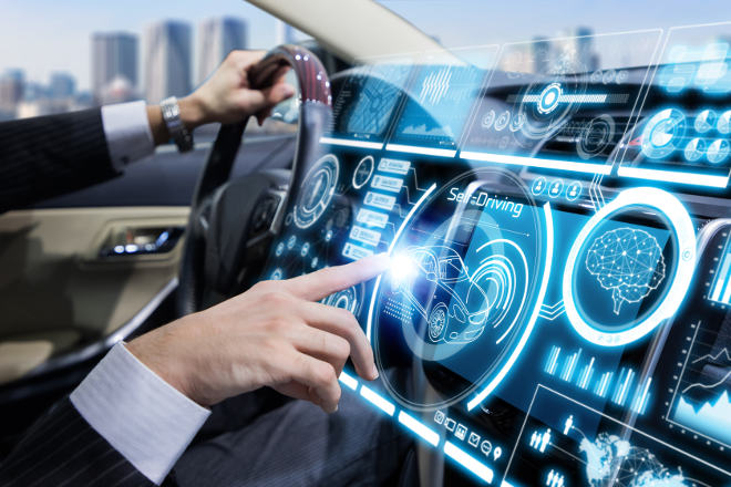Cybersecurity in der Automobilindustrie